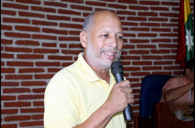 Florencio Ferrer Montero, líder de Getsemaní