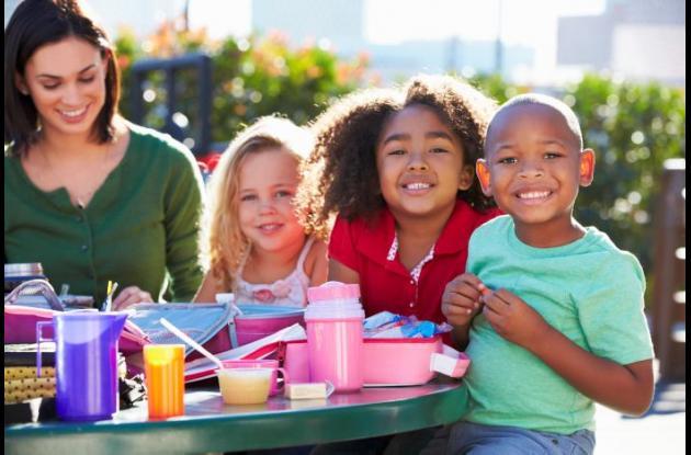 Loncheras Nutrición Niños
