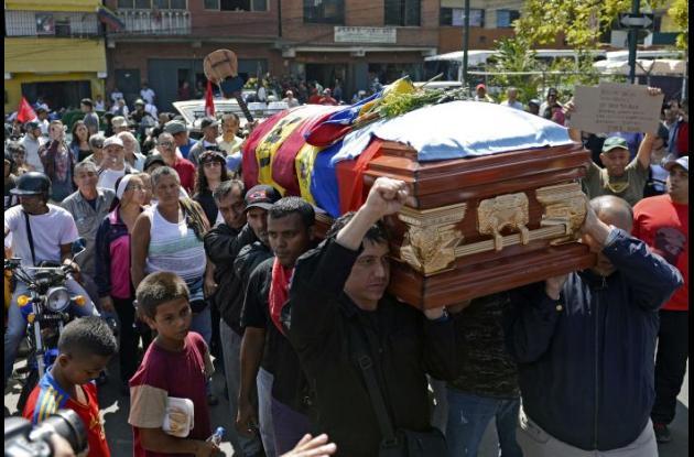 manifestaciones violentas en Venezuela