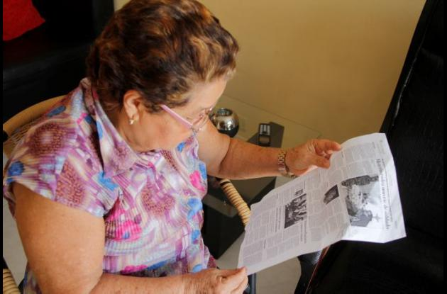 Edith Gutiérrez Vélez Historia de Samuel Ramírez