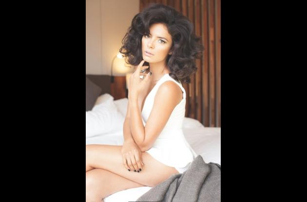 Viña Machado, actriz colombiana.