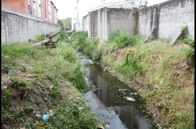 Canal Arroyo del Pilón