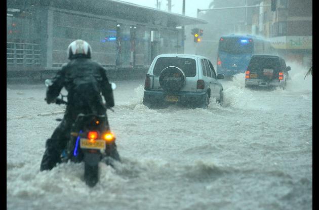 Hasta mediados de junio pueden extenderse las lluvias en algunas regiones del país.