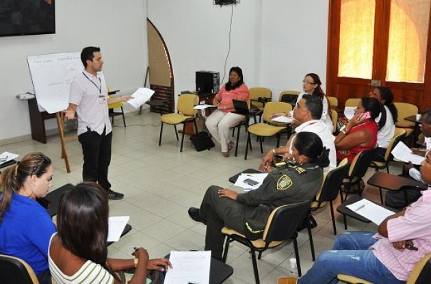 mesa de trabajo conpes para prevención de embarazos en las jóvenes