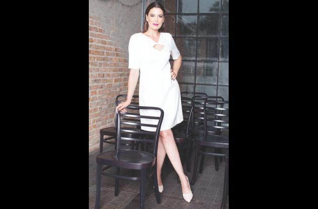 Ruddy Rodríguez, actriz venezolana.