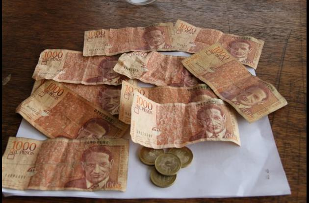 Los billetes de $1.000 están siendo reemplazados paulatinamente por las monedas.