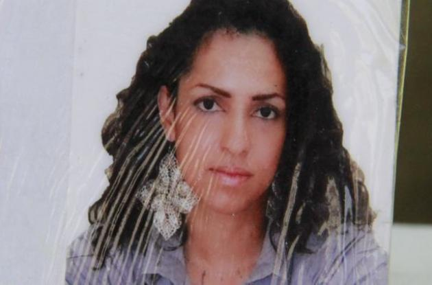 Paula Andrea Bran Yépez, colombiana desaparecida en Italia, cuya madre vive en Cartagena.