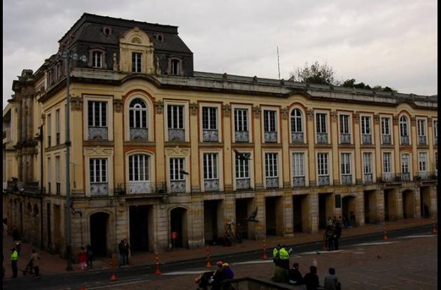 Palacio de Liévano, Bogotá.