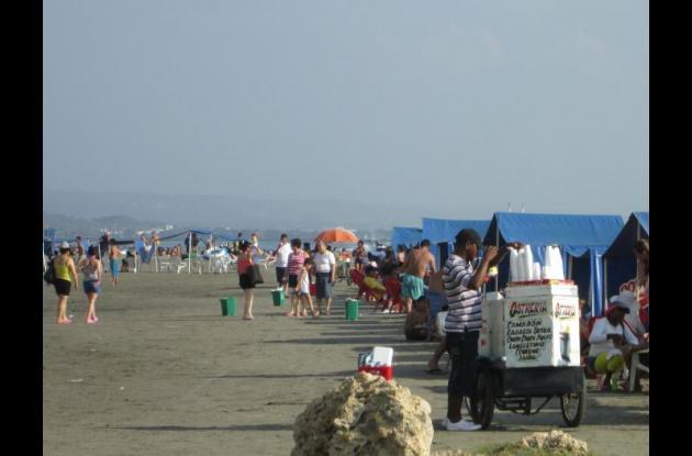 ordenamiento de playas