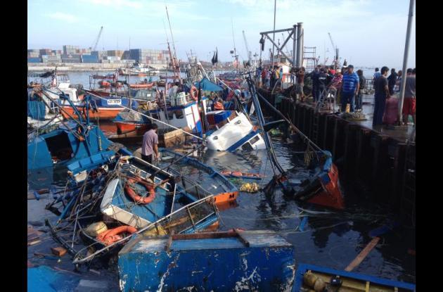 sismo terremoto tsunami chile