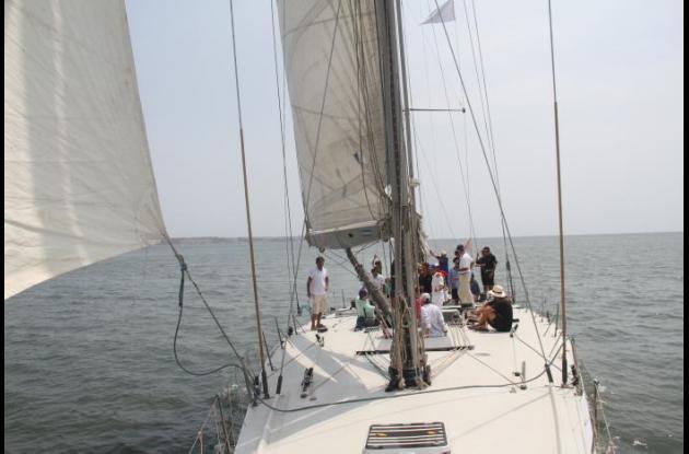 La Poste, velero inglés