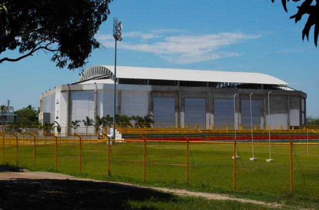 Escenario deportivo de Magangué