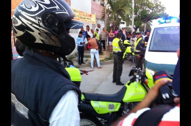 asesinato en simon bolivar
