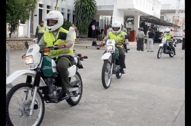 La Policía Metropolitana será estructurada para Sincelejo.