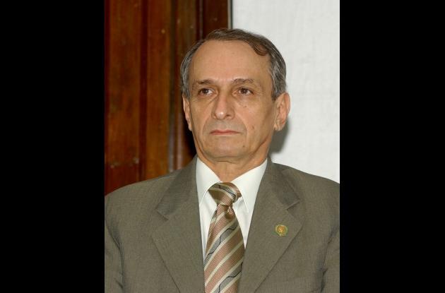 Sergio Hernández Gamarra, exrector de la Universidad de Cartagena.