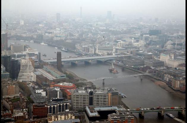 Polución en Londres.