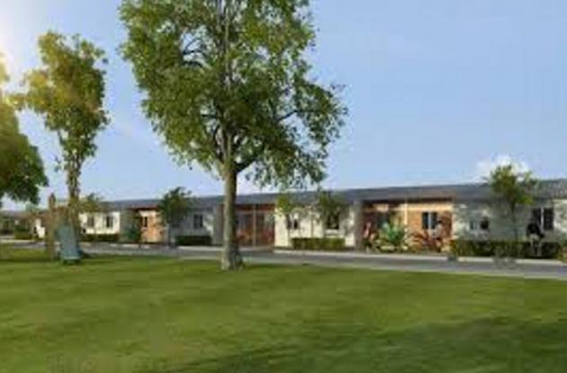 El proyecto de vivienda se llama Oro Blanco, de Comfenalco.