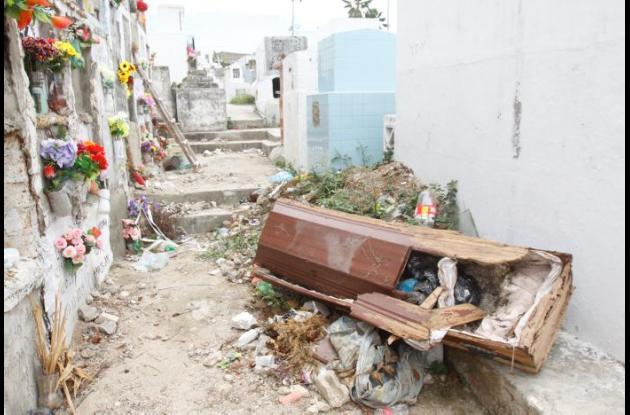 Cementerio de Turbaco