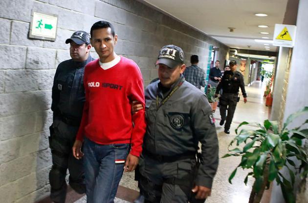 Wilmer Ayola, señalado falso testigo en el caso Colmenares