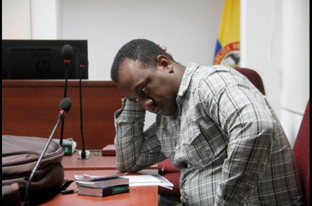 Andrés Díaz, capturado por crimen de Kellys Zapateiro.