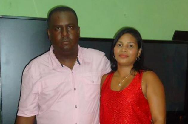 Andrés Díaz y Josefa Cardona, presuntos homicidas de Kellys Zapateiro.