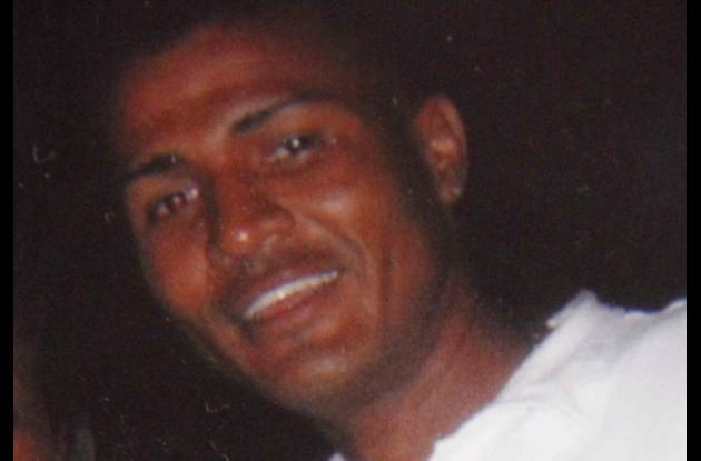 Víctor Mosquera, hombre que murió tras salir herido en riña en Los Cerezos.