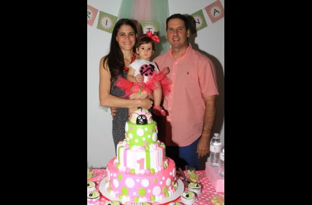 Cumpleaños de Cristina Lecompte