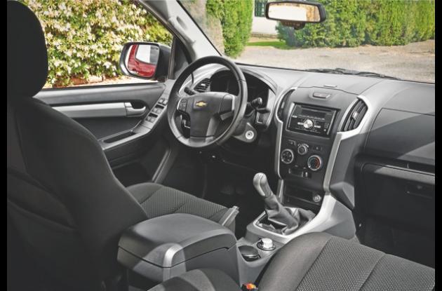 Chevrolet D-Max 4x4