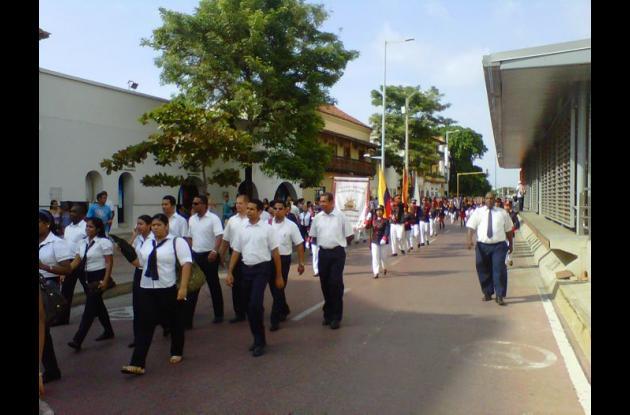 desfile del 20 de julio