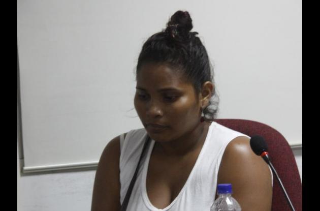 Josefa Cardona Ortega, implicada en el asesinato de Kellys Zapateiro Guzmán.
