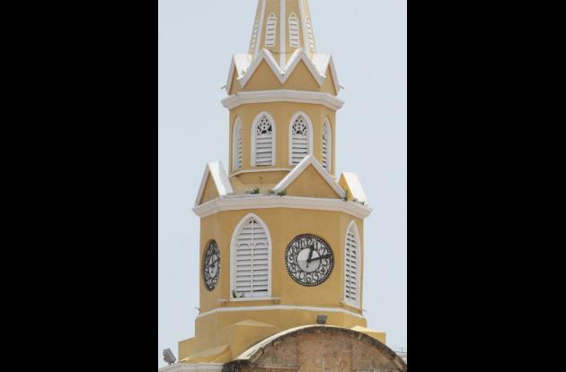 Torre del Reloj, reloj público