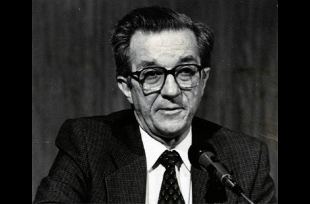 Jaime Giraldo Ángel, exministro de Justicia