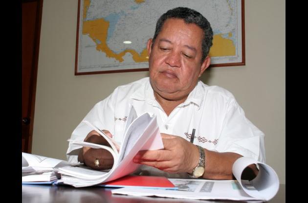 Antonio Flórez Garizábal, exsecretario de Infraestructura.