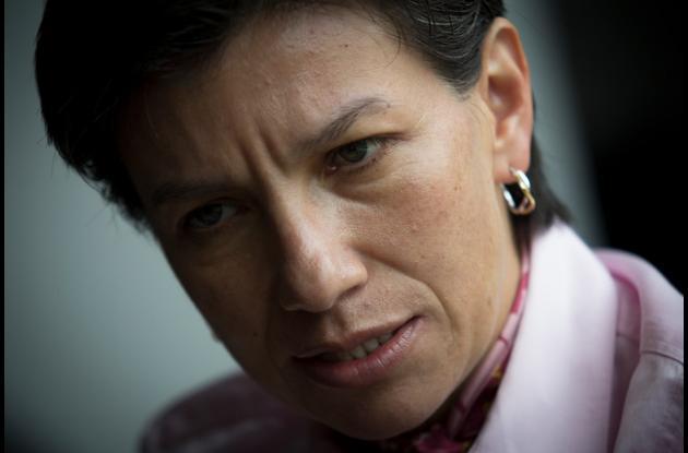 Claudia López, senadora de la Alianza Verde.