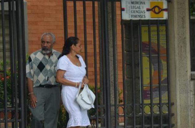 Fausto Zapa, padre de Jairo Zapa, pendiente de los resultados en Medicina Legal.