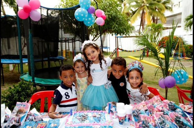 Cumpleaños de Nohelia Herrán Caballero