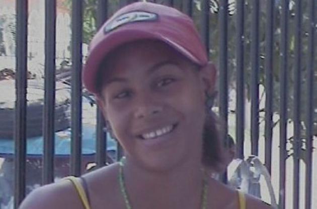 Kellys Zapateiro, embarazada asesinada.