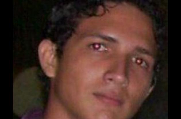 Lucas Mantilla Bohórquez, muerto. Se electrocutó en Cotecmar, en Mamonal.