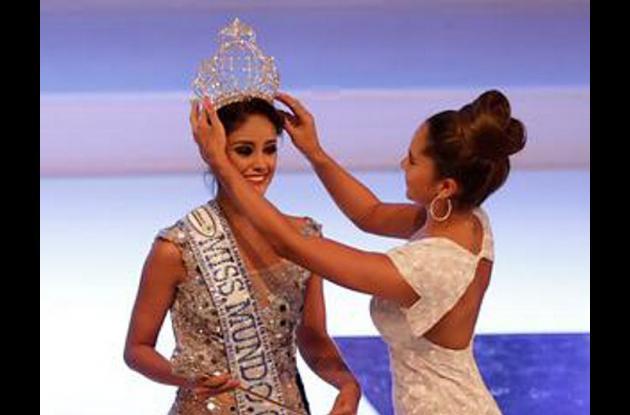 Jessica Leandra García, nueva Miss Mundo Colombia.