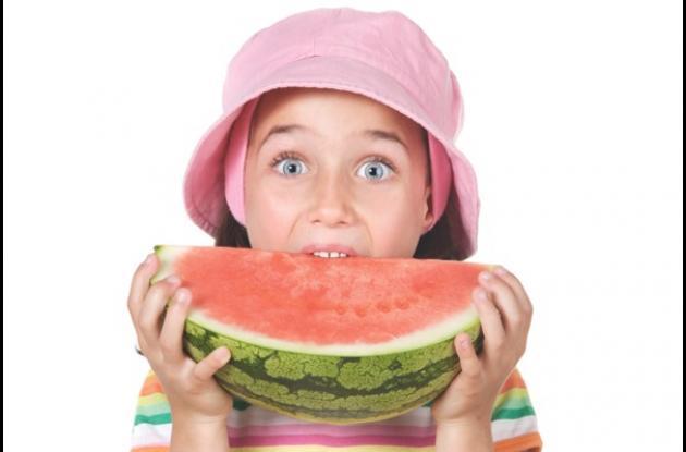Alimentación saludable para los niños.