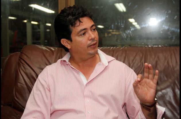 Miguel Garcés hace parte del grupo de estudios sociales y humanísticos de la Universidad Tecnológica de Bolívar.