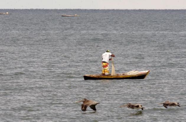 Derrame de crudo en Golfo de Morrosquillo