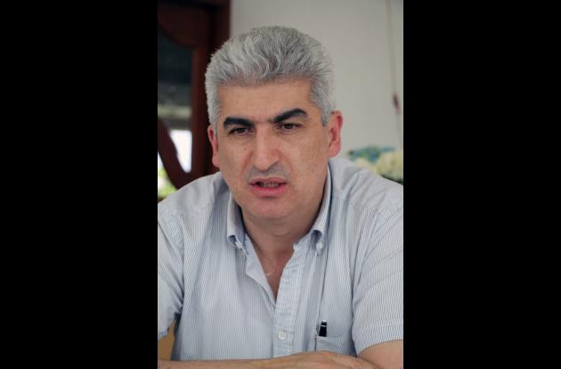 José Fernando Cardona, presidente Nueva Eps