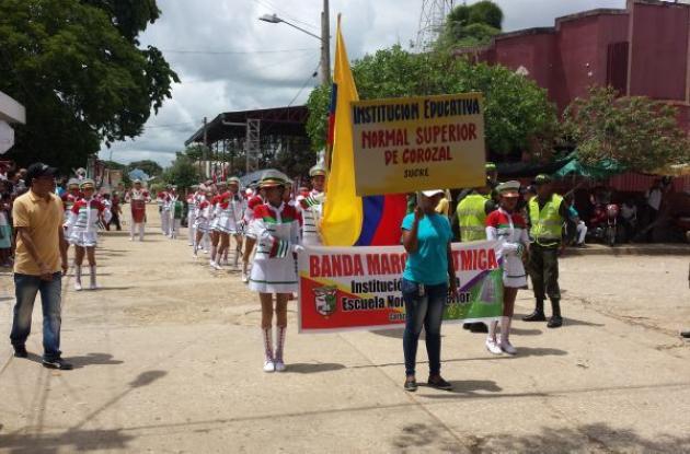 III Concurso Interdepartamental de Bandas de Paz de San Onofre.