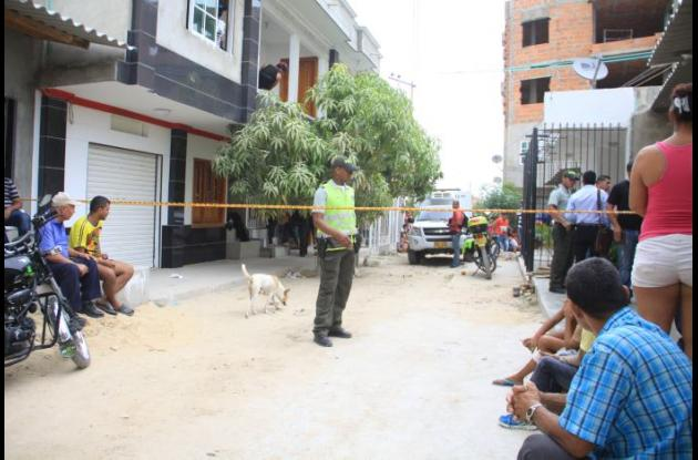 Al docente Carmelo Gutiérrez lo mataron dentro de su casa en Villa Muvdi, en Soledad.