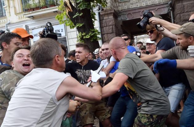 Conflicto en Ucrania