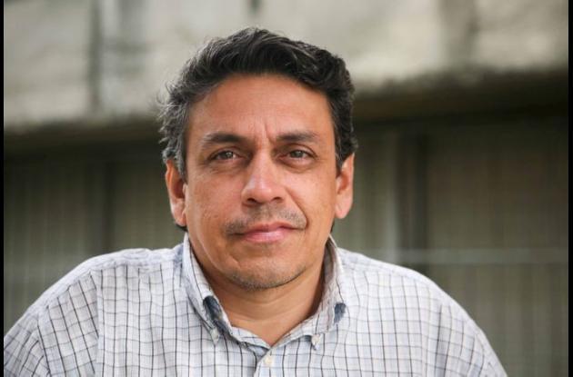 Winston Morales Chavarro, poeta, escritor y docente de la Universidad de Cartagena.