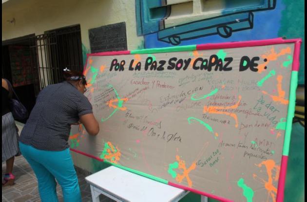 semana de la paz en fredonia hogar infantil madre matilde