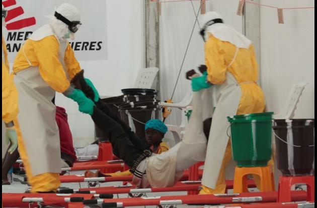 Ebola en África Occidental