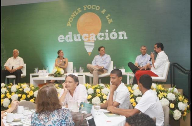 Ponle foco a la educación
